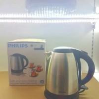 Electric Kettle Philips Stainless HD9306 Teko Listrik