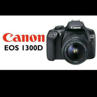Canon EOS 1300d Kit 18-55 IS-II