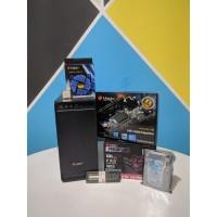 rakitan A komputer pc cpu paket core i3 computer murah terlaris