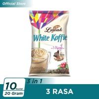 Kopi Luwak White Koffie 3 Rasa Bag 10x20gr