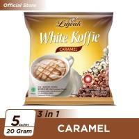 Kopi Luwak White Koffie Caramel Bag 5x20gr