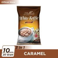 Kopi Luwak White Koffie Caramel Bag 10x20gr