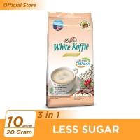 Kopi Luwak White Koffie Less Sugar Bag 10x20gr
