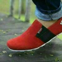 Big Sale ( Free Kaos Kaki ) Sepatu Pria Adidas Casual Slip On Loapers