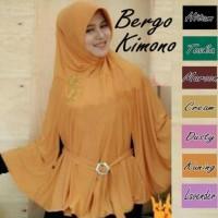 Hot Produk Terlaris!! Jilbab/Hijab/Kerudung Bergo Kimono Instant