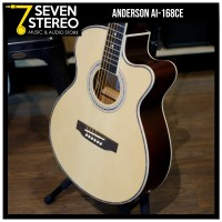 Anderson AI-168CE - AI168CE - AI 168 CE Acoustic Electric Guitar