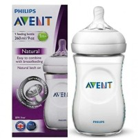 Philips avent natural bottle isi 1 260ml botol susu philips avent