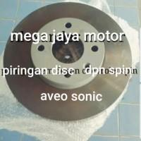 piringan disc depan chevrolet spin & aveo sonic original GM hrg satuan