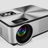 CHEERLUX C9 WiFi TV Tuner - LED Projector 2800 Lumens 1080P