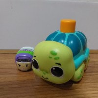 Touch 'n go turtle Little Tikes