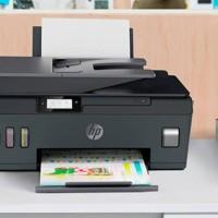 Printer HP Smart Tank 615 Scan Copy F4