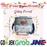 Gabag Cooler Bag Forest / Tas ASI Bayi