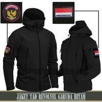 JAKET TACTICAL TAD GARUDA INDONESIA BLACK - ARMY - GREY