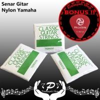 Yamaha Senar Gitar Klasik Nylon Akustik Original Classic Nilon Guitar
