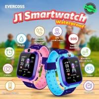 Jam Tangan Anak Smartwatch Kids Evercoss J1 Resmi