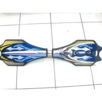 Snakeboard / Waveboard / Ripstick / Skateboard Roket / Swayboard Kansa