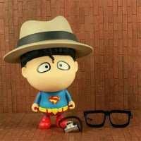FIGURE SUPERMAN B.WING X JUSTICE LEAGUE