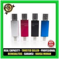 USB Flashdisk OTG Metal OTGMT01 Souvenir Promosi GARANSI 10 THN