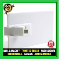 USB Flashdisk OTG Kartu OTGCD01 Souvenir Promosi GARANSI 10 THN