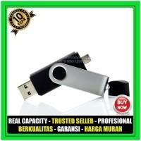 USB Flashdisk OTG Swivel OTGPL01 Souvenir Promosi GARANSI 10 THN