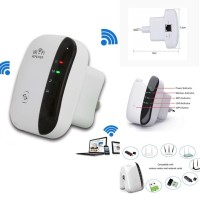 300Mbps Wireless-N Wifi Repeaters Router Signal Booster Extender