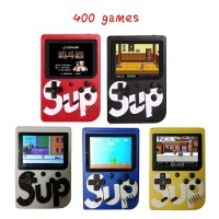 Gameboy Sup / Console 3 Inch 400 Retro FC Game Player Gamebot Nintendo