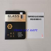 "TEMPERED GLASS KACA BENING/CLEAR IPAD MINI 4/5 (7.9"") TERMURAH"