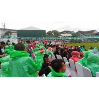 Ponco Plastik - Poncho Plastik - Jas Hujan - Jas Hujan Plastik