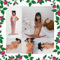 DRS Kostum mermaid baju duyung new produk mermaid sisik