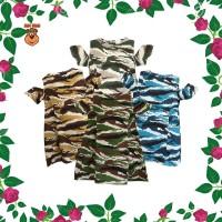 DRS MacBee Kids Baju Anak Dress Avrel Little Army