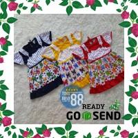 DRS Setelan Dress Anak 12 Tahun Baju Bayi Perempuan Baju Lebaran Anak