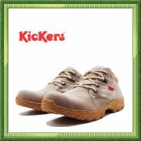 sepatu sefty pria Sepatu boot pria safety ujung besi