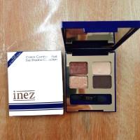 Inez Color Contour Plus Eye Shadow Collection (NEW CASE)
