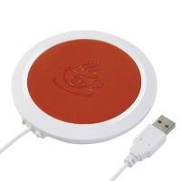 [Bayar Di Tempat]USB Power Supply Office Tea Coffee Cup Warmer Mat