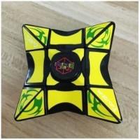 Rubik Spinner QIYI 1x3x3 Fidget Cube 2in1 SPN -01 Euclidean