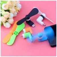 Kipas angin / Mini Fan OTG USB Type C / TypeC / Tipe C
