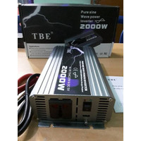 Power Inverter TBE Pure Sine Wave 2000w PSW 2000 watt 2000watt PSW