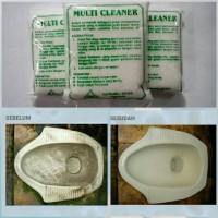 Multi Cleaner Pembersih kerak / flek keramik kamar mandi