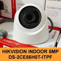 HIKVISION DS-2CE56H0T-ITPF 5MP CCTV KAMERA INDOOR / DS-2CE56HOT-ITPF