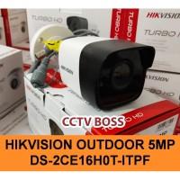 HIKVISION DS-2CE16H0T-ITPF 5MP CCTV KAMERA OUTDOOR / DS-2CE16HOT-ITPF