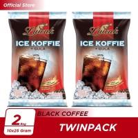 Kopi Luwak Ice Koffie Black Coffee Bag 10x25gr Twin Pack