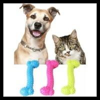 Flash Sale Tulang Gigit Anjing Mainan Kunyah Karet Anjing Dog Chew