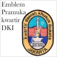 Emblem Pramuka Kwartir DKI