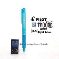 Pilot Frixion Ball Clicker 05 Light Blue