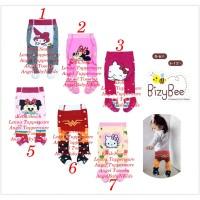 LEGGING bayi motif Bizybee Baby Girls