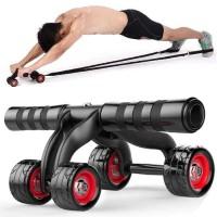 Alat fitness pelatih otot perut