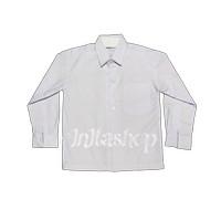 No.16 Kemeja Putih Polos Panjang / Kemeja Formal