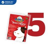 ESSEMFOOD PROMO BASO GEPENG 5 PACKS