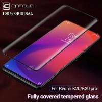 XIAOMI REDMI K20 / K20 PRO ORIGINAL CAFELE TEMPERED GLASS FULL CURVED