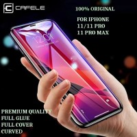 TEMPERED GLASS FULL IPHONE 11 PRO CAFELE ORIGINAL SCREEN PROTECTOR